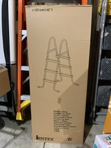 Pool ladder (for Intex pool) in Chicago, Illinois