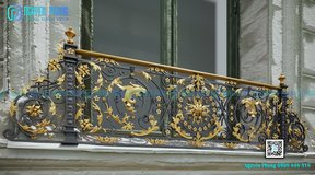 Supplier Of Luxury Wrought Iron Balcony Railings in Bellaire, Texas
