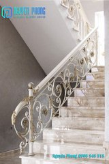 Supplier Of Custom Luxury Wrought Iron Railings For Staircases in Bellaire, Texas
