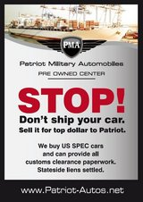 WE WANT YOUR VEHICLE in Spangdahlem, Germany
