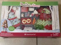 American Girl Wellie Wishers Holiday Baking Set Brand New in Vacaville, California
