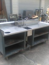 Fish Cleaning Table Commercial table in Quad Cities, Iowa