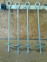Shelter / Tent Tie Down Stakes in Joliet, Illinois