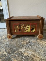new discount to $45 Vintage circus toy box in Spring, Texas