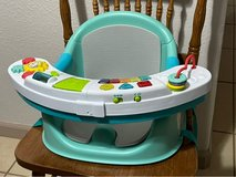 Infantino Music & Lights 3-IN-1 Discovery Seat & Booster EUC in Vacaville, California