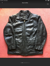 High Quality Leather Coat in Las Cruces, New Mexico