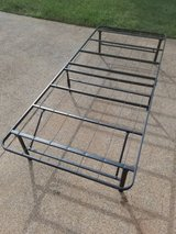 Metal Foldable Bed Frame in Fort Campbell, Kentucky