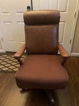 Leather Office Chair in Vacaville, California