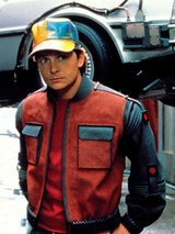 Back to the Future II Michael J. Fox Jacket in Fort Drum, New York