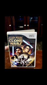 Wii Star Wars Clone Wars in Fort Campbell, Kentucky