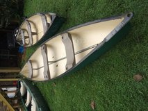 I have 2 Canoe's in Fort Campbell, Kentucky
