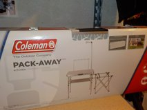 Coleman Pack-away Portable Kitchen in Vacaville, California
