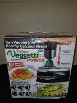 ONTEL Veggetti Power 4-in-1 Electric Spiralizer Turn Veggies Into Healthy Delicious Meals As See... in Fort Campbell, Kentucky