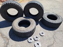 Toyo R/T Open Country 35x12.5 RT17 LT in Temecula, California