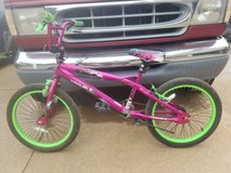 """Kent 20"""" Trouble Girl's BMX Bike, Pink in Fort Campbell, Kentucky"""