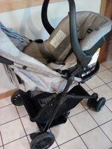 Evenflo stroller & carseat in Glendale Heights, Illinois