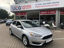 2016 FORD FOCUS SE in Ramstein, Germany