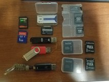 Memory cards, adapters, sticks etc. in 29 Palms, California