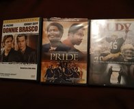 inspired by events, Inspirational or True Story DVDs in Camp Lejeune, North Carolina