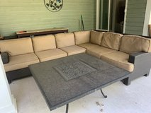 patio/porch furniture with table in Westmont, Illinois