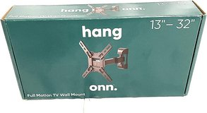 """Hang onn. Full-Motion TV Wall Mount 13""""-32"""" (T=12) in Fort Campbell, Kentucky"""