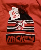 Disney Mickey Mouse 2 Piece Hat and Glove Set in Camp Lejeune, North Carolina