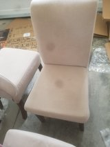 4 dining room chairs  up for grabs in Beaufort, South Carolina