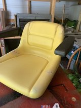 JD tractor seat in Beaufort, South Carolina