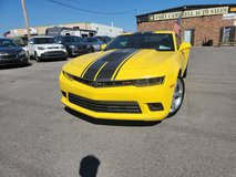 2014 Chevrolet Camaro SS Coupe 2D 2 RWD V8, 6.2 Liter in Fort Campbell, Kentucky