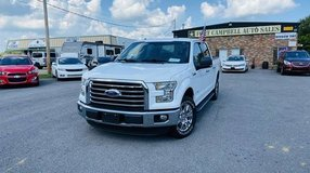 2015 Ford F150 SuperCrew Cab XLT Pickup 4D 5 1/2 ft 4 2WD V6, EcoBoost, TT, 2.7L in Fort Campbell, Kentucky