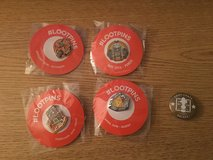 Lootcrate Pins in Roseville, California