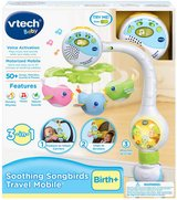 New! VTech Soothing Songbirds Travel Mobile for Crib Carrier Strollers in Joliet, Illinois