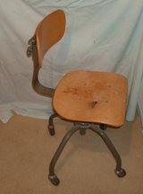 vintage singer sewing machine chair in 29 Palms, California