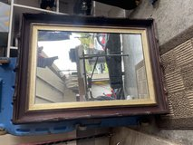 Mirror and frame in Fort Campbell, Kentucky