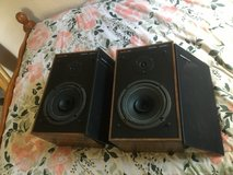Boston Acoustic A40 Stereo Speakers in Beaufort, South Carolina