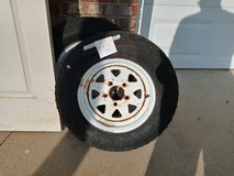 """Great Pair of 13"""" rims in Fort Campbell, Kentucky"""