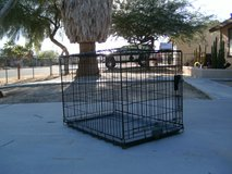 you&me dog crate in 29 Palms, California