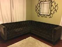 Arhaus Sectional Couch in Cleveland, Ohio