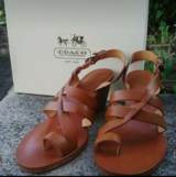 Coach Wedge Sandals in bookoo, US
