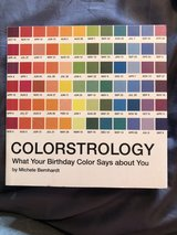 Colorstrology - what is your birthday color says about you. in Fort Campbell, Kentucky