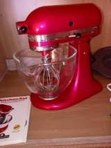 KitchenAid stand mixer with glass bowl in Moody AFB, Georgia