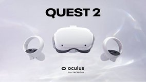 oculus Quest 2 in Okinawa, Japan
