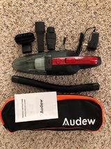 Audew 5000PA Cordless Handheld Rechargeable Wet/Dry Vacuum for Car and Home in Nellis AFB, Nevada