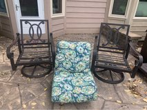 patio chairs that swivel and rock in Westmont, Illinois
