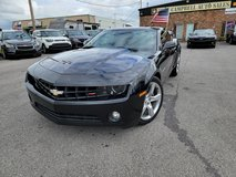 2013 Chevrolet Camaro LT Coupe 2D 2 RWD V6, 3.6 Liter in Fort Campbell, Kentucky