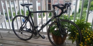 Giant TCR Comp road/ race bicycle in Joliet, Illinois
