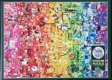 Jigsaw puzzle- Colourful Rainbow in Glendale Heights, Illinois