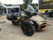 2020 CAN-AM SPYDER F3 S Special series Trike 2020 model year in Las Vegas, Nevada