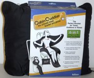 New! Cabin Cuddler Travel Blanket & Pillow - Camping - Sports Travel & Home Use in Chicago, Illinois