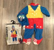 Disney Muppets Gonzo Toddler Costume - Size 2-4. Rubies Costumes Brand in Glendale Heights, Illinois